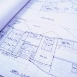 Plans - blueprint - house